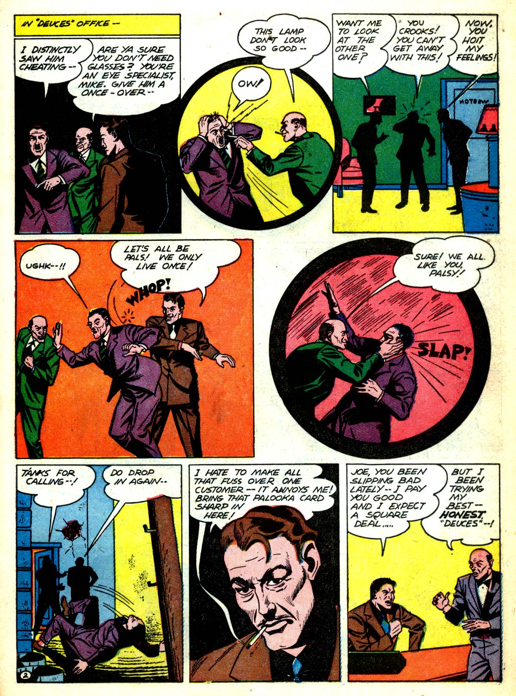 Read online All-American Comics (1939) comic -  Issue #39 - 36