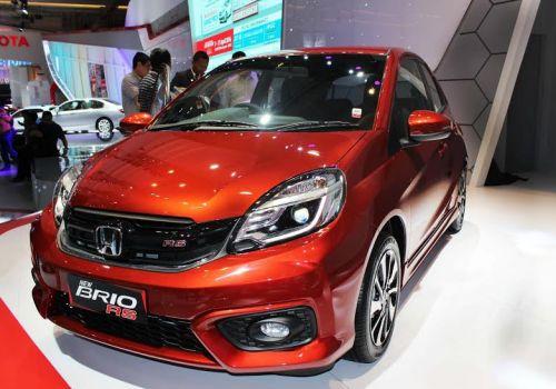 Harga Kredit Honda Brio Terbaru