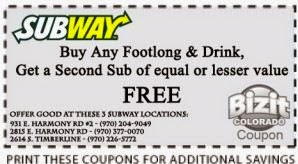 subway printable coupons may 2018 save 35 off coupons 2018