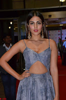 Rhea Chakraborty in a Sleeveless Deep neck Choli Dress Stunning Beauty at 64th Jio Filmfare Awards South ~  Exclusive 023.JPG