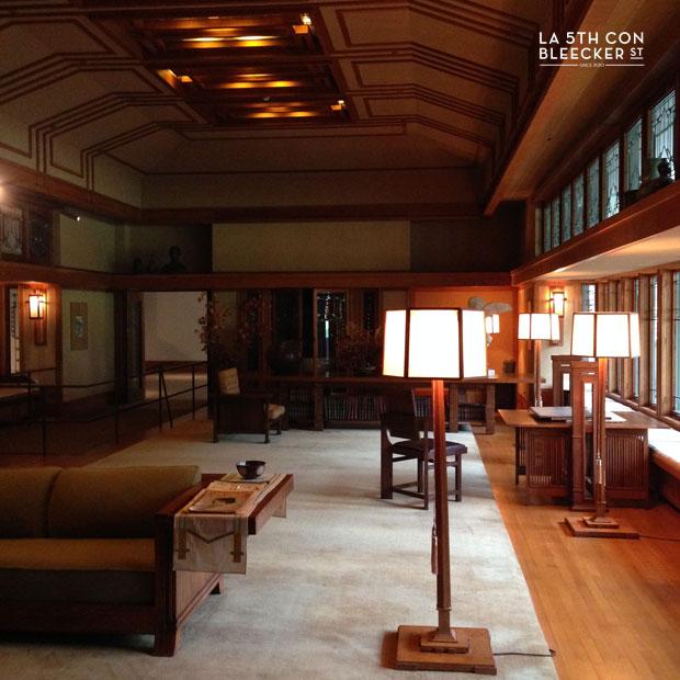 Museo Metropolitano de Nueva York Frank Lloyd Wright