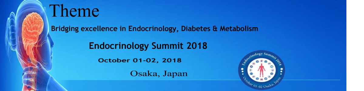 12<sup>th</sup> International Conference on  Endocrinology,Diabetes and Metabolism