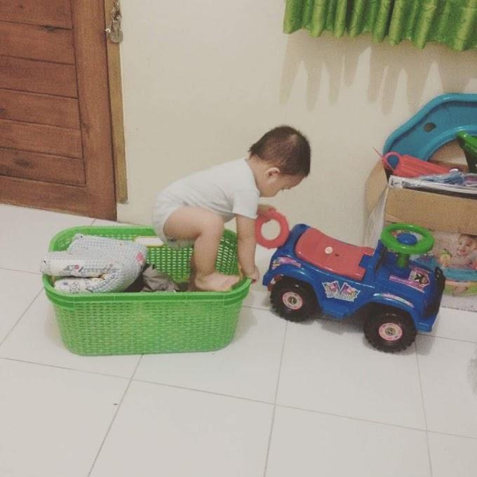 [PARENTING] Gyan Menjelang 4 Tahun