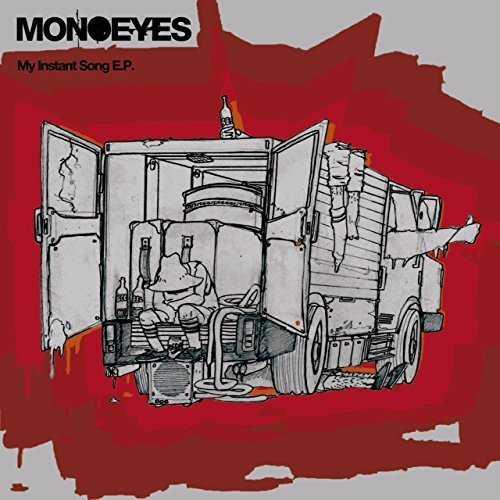 [Single] MONOEYES – My Instant Song E.P. (2015.06.24/MP3/RAR)