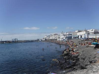Spiaggia di Puerto de la Nieves