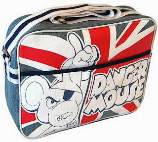 Danger Mouse Retro Sports Bag