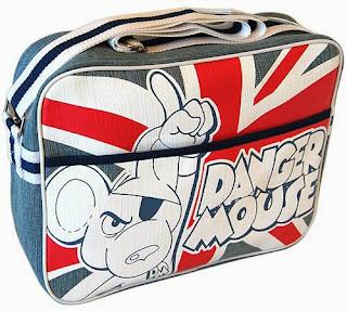 Danger Mouse Retro Sports Bag