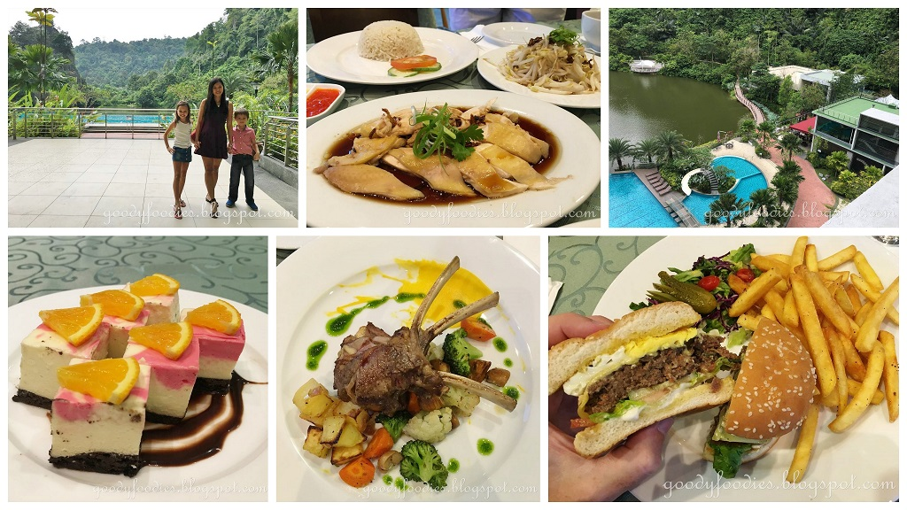 Goodyfoodies: Cuisines Restaurant, The Haven Resort Hotel, Ipoh