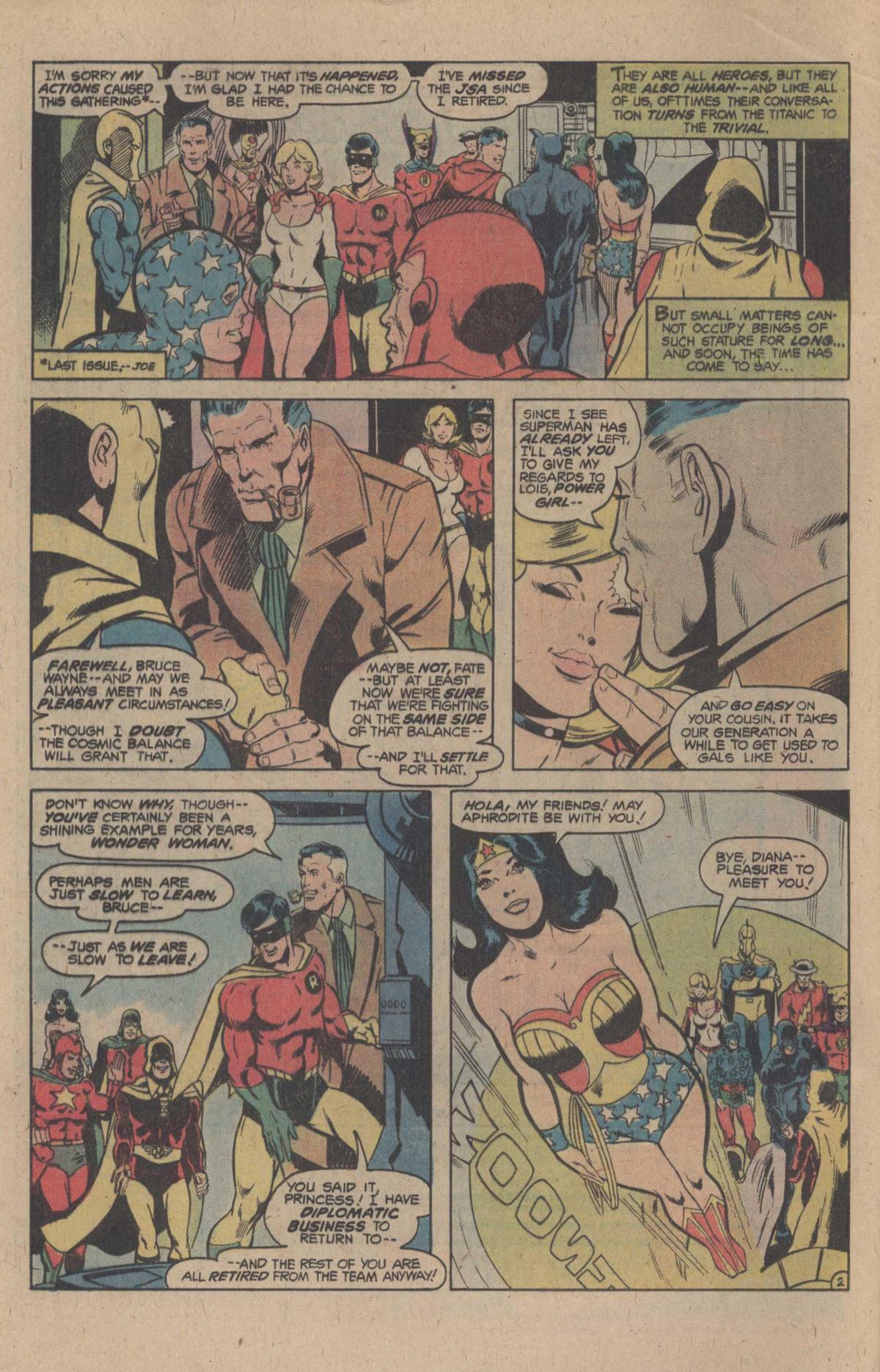 Read online All-Star Comics comic -  Issue #70 - 4