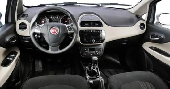 2017 Fiat Punto Evo Review