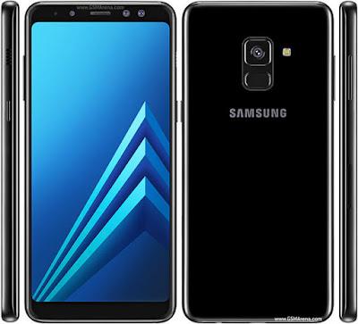 سعر ومواصفات الهاتف Samsung Galaxy A8 2018 بالصور