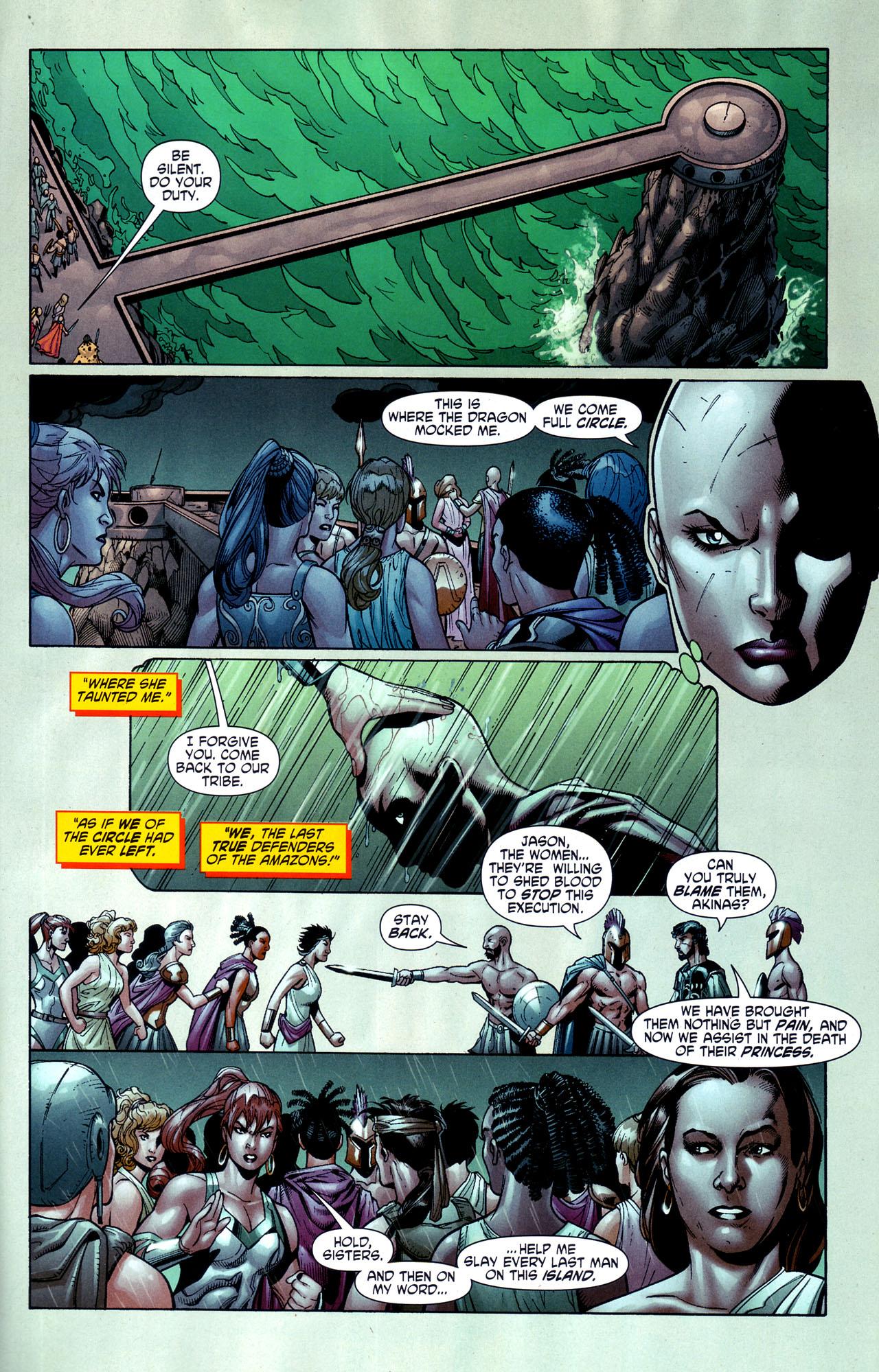 Read online Wonder Woman (2006) comic -  Issue #38 - 18