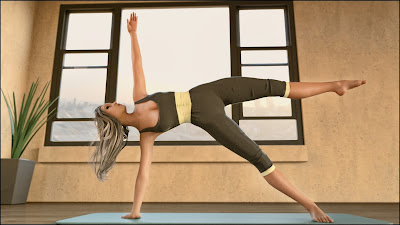 i13 Yoga Pose Collection for the Genesis 3 Female and Genesis 3 Male