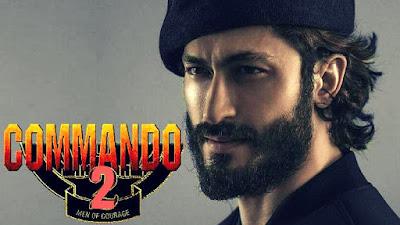 Commando 2 Full Movie Watch Online