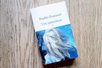 Lundi Librairie : Une apparition - Sophie Fontanel