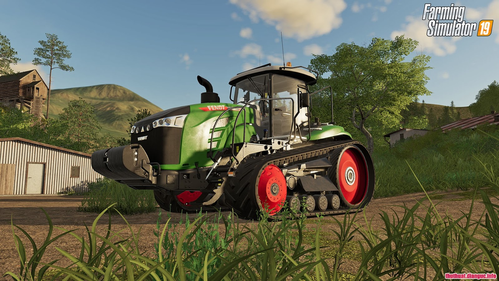 Download game Farming Simulator 19 Full Cr@ck Fshare