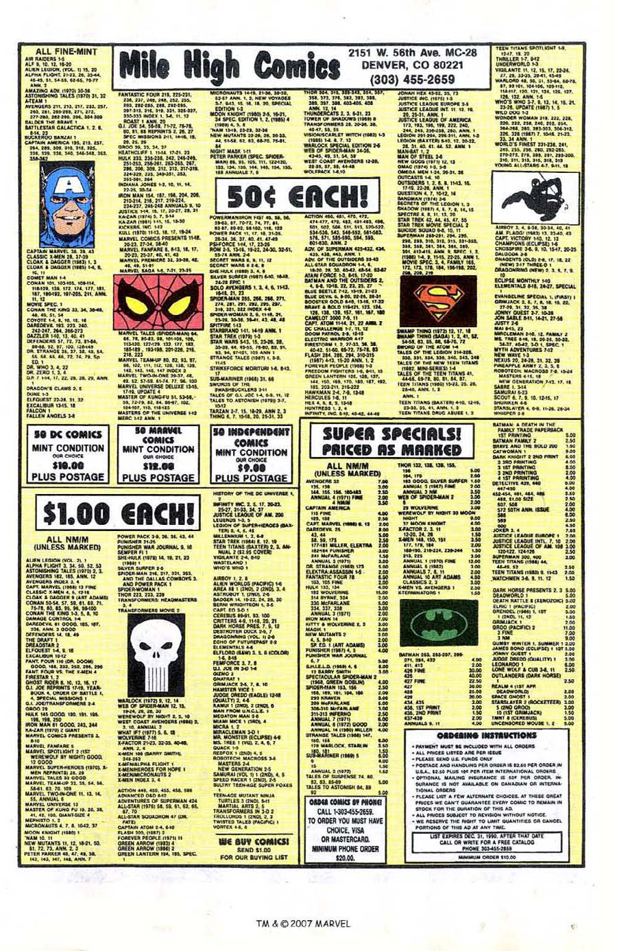 Read online Silver Surfer (1987) comic -  Issue #37 - 23