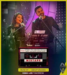 PEE LOON + ISHQ SUFIYANA LYRICS: 12 beautiful mashup from Tseriesmixtape in the voice of Neha Kakkar & Sreerama Chandra by Abhijit Vaghani.