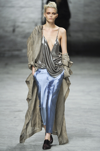 Marc by Marc Jacobs Spring/Summer 2012: What Recatado You Have Returned!