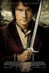 Poster original de El Hobbit. Un viaje inesperado