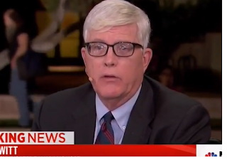 Hugh Hewitt: Trump 'Knocked Himself Out' With Rigged Election Claims