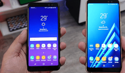 Perbedaan Spesifikasi Samsung Galaxy A6 dan A6 Plus