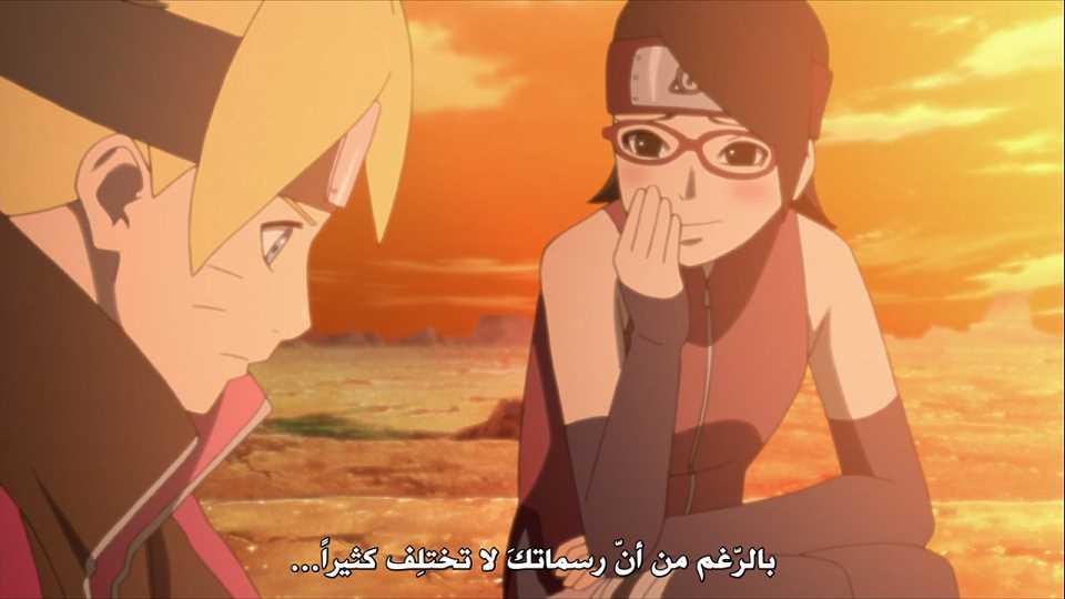 الحلقة 78 من أنمي بوروتو || Boruto: Naruto Next Generations مترجمة