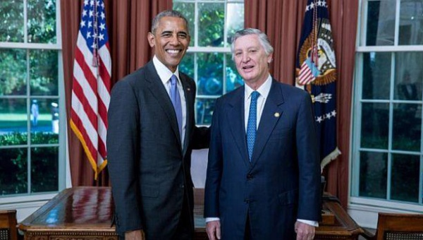 Presidente Obama estará en Perú para asistir a Cumbre APEC