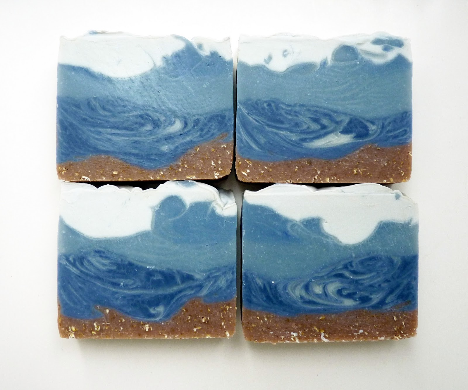 Green Lady Creations Soap Is Art