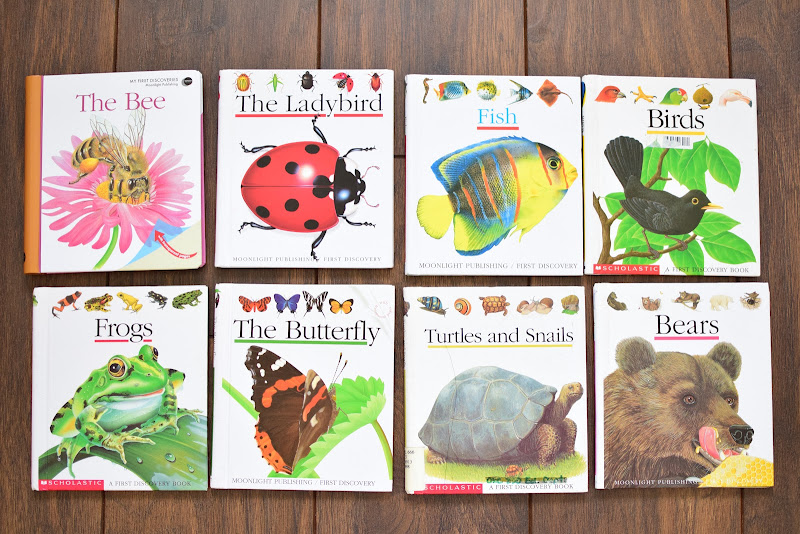 My First Discovery Books Series