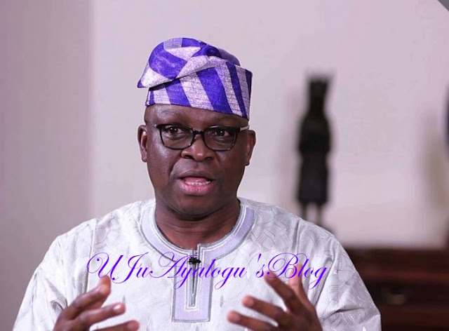 BREAKING: Fayose Reportedly Reaches Out To Labour Party For Presidential Ticket