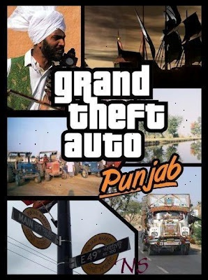 Download Grand Theft Auto Punjab Full PC Setup File