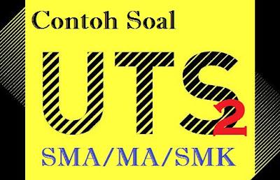 Soal UTS PKN Kelas 10|X, Soal PKN UTS Kelas 11|XI, Soal UTS PKN Kelas 12|XII