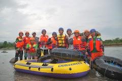 Tempat Rafting Paling Keren Di Cianjur Selatan