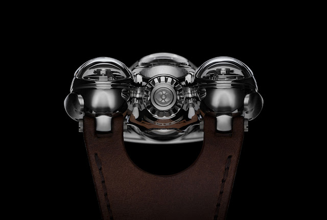 MB&F Horological Machine N°9 'Flow', Road Edition