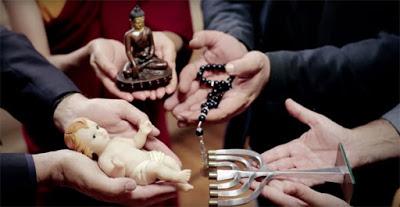 Tháp sẽ được đặt ở Rôma và sẽ mang biểu tượng của tôn giáo toàn cầu mới.