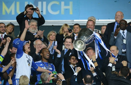 Roman Abramovich finally completes Champions League dream