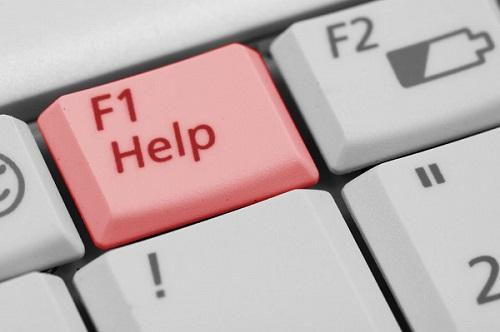 chức năng của phím F1, f2 đến F12
