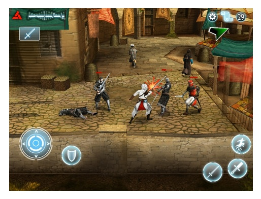 Assassin's Creed Altaïr's Chronicles Full Hd Apk With Data Working