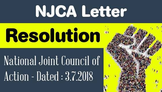 NJCA Letter with Resolution dated 3.7.2018