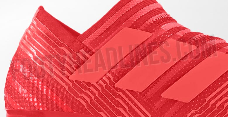 exklusiv rot pinke adidas nemeziz 17 360agility 2018 fu ballschuhe geleakt nur fussball. Black Bedroom Furniture Sets. Home Design Ideas