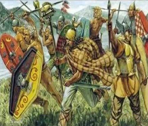 Gallic & Celtic Warbands picture 1