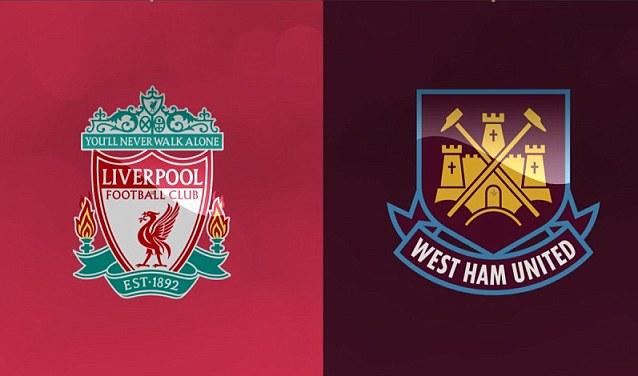 new gersy/ West Ham vs Liverpool: Premier League
