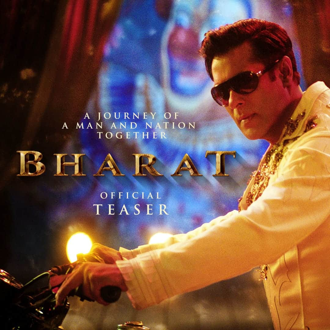 Salman Khan's Upcoming Film 'Bharat' Official Teaser is Finally Out