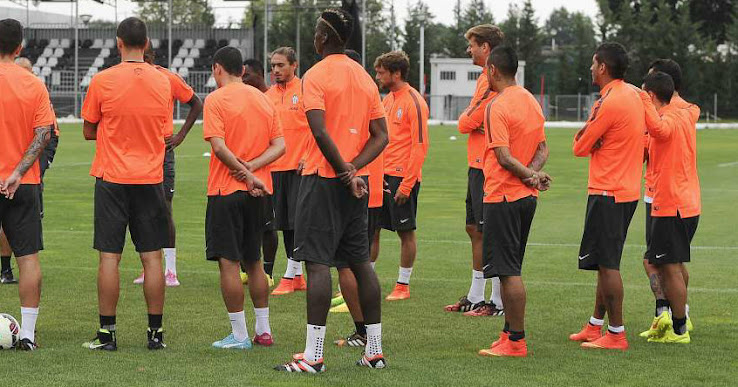Paul Pogba Trains in Adidas Predator Accelerator Remake