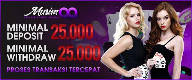 Musimqq.me: Tempat Bermain Poker Online Terpercaya