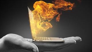 Penyebab dan Cara Mengatasai Laptop Cepat Panas