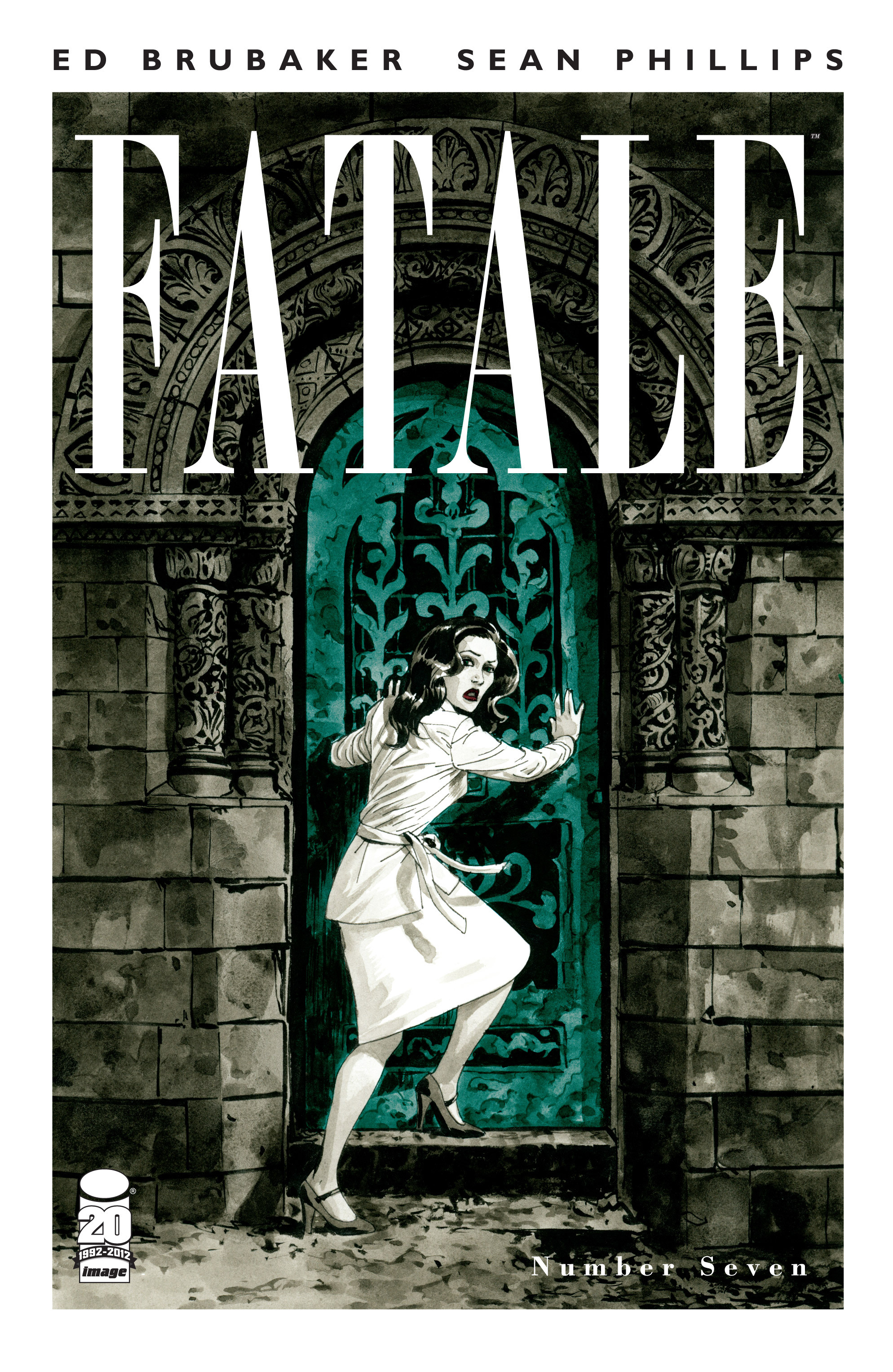 Fatale issue 7 - Page 1