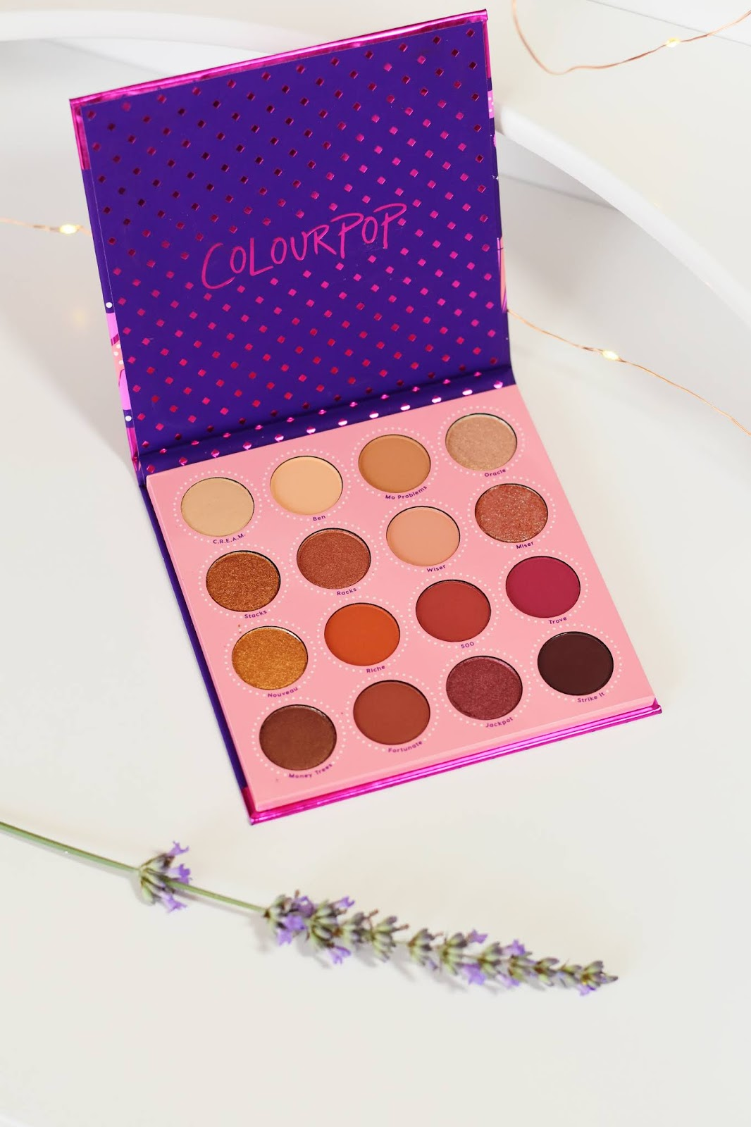 colourpop fortune opinie
