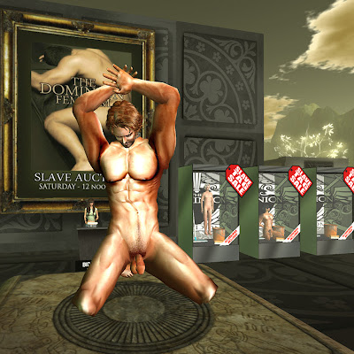 femdom slave auction